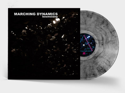 "Marching Dynamics - Boomslang Limited edition 12"" Vinyl. main photo"