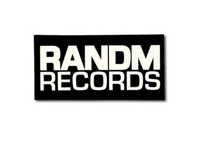 Sticker - Randm Records main photo