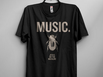 Music. T-shirts main photo