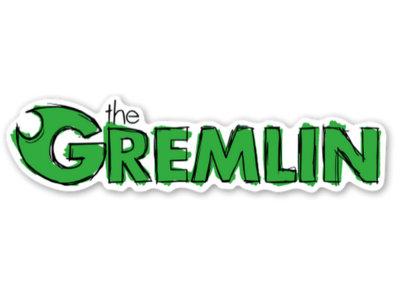 Gremlin Logo Sticker! main photo