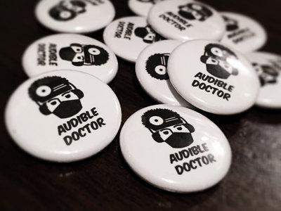 Audible Doctor Logo Button main photo