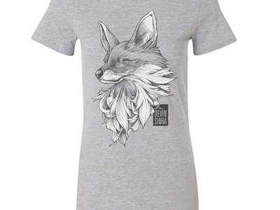 Fox T-shirt - Grey main photo