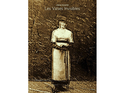 "Sheet Music Book ""Les Valses Invisibles"" (containing piano sheets of Les Sablons, Paris Est, Les Soirs and more) main photo"