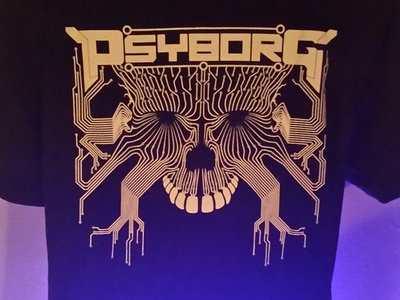 Psyborg - Malware Shirt main photo