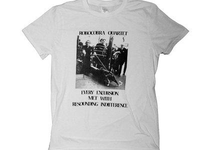 Robocobra Quartet Dali T-Shirt main photo