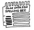 OLDE ENGLISH SPELLING BEE image