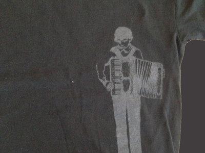 "Before Braille ""Accordion Boy"" shirt (Black) main photo"