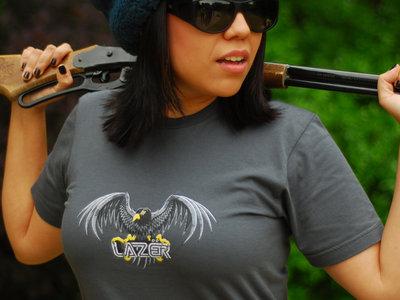 Lazër Crow T-Shirt main photo