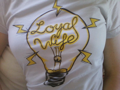 "Loyal Wife ""Light Bulb"" shirts (Girls) main photo"
