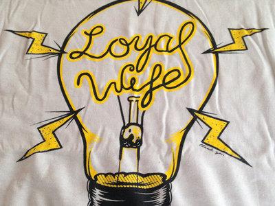 "Loyal Wife ""Light Bulb"" shirts (Men) main photo"