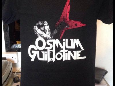 Osmium Guillotine new 2015 design T-Shirt / Vest main photo