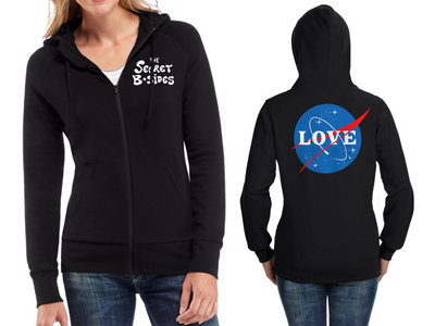 SPACE LOVE HOODIE main photo