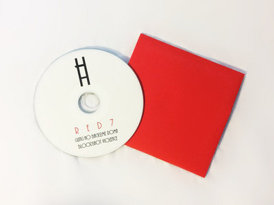 Red7 Limited Edition CD main photo