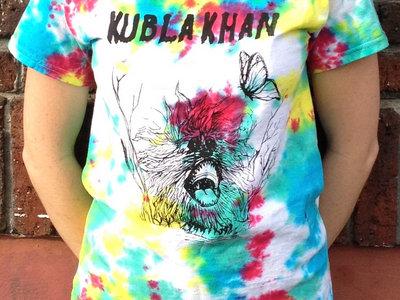 Kubla Khan Fizgig Tie-Dye T-shirt main photo