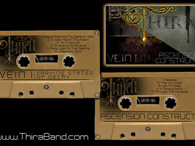 Pre - Order - Limited Edition Cassette: Vein I and the Ascension Construct main photo