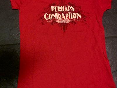 Perhaps Contraption T-Shirt (Female) main photo