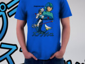 Splash Blue Tee Shirt photo