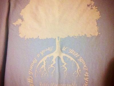 """Break A Branch"" tour t-shirt main photo"