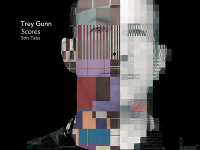 """Trey Gunn """"Scores"""" book + digital edition (top side - 5ths Tabs) main photo"""