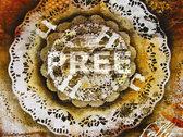 "Crosley Turntable + ""Rima"" 12-Inch + ""Folly"" 12-Inch Vinyl Bundle photo"
