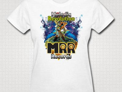 MRR Fantasy Design White Women's T-Shirt main photo
