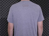 Cherries Logo Men's T-Shirt light grey photo