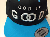 God Is Good Snapback photo