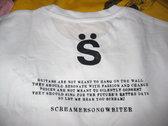 ScreamerSongwriter Mouth Portato T-shirt photo