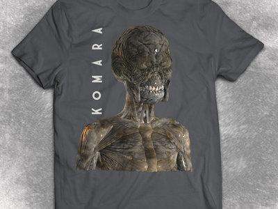 T-Shirt /grey/ with KoMaRa creature by Adam Jones main photo