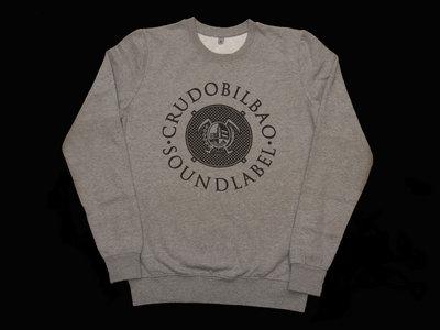 CrudoBilbao SoundLabel sweatshirt main photo