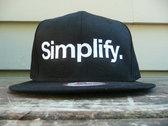 "New Era ""Simplify"" Snapback Hat - Unisex photo"