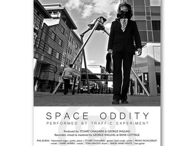 Large Format (A1) Poster 'Space Oddity' main photo