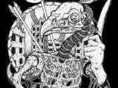 Bird Skull Shirt photo