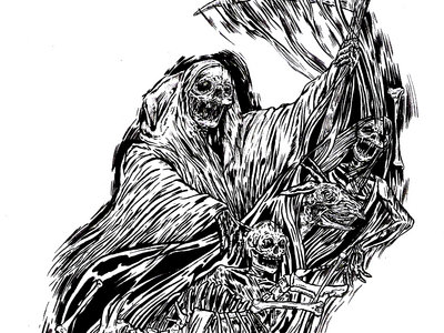 Skeletal Reaper main photo