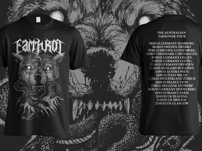Wolf - European Tour T-Shirt main photo