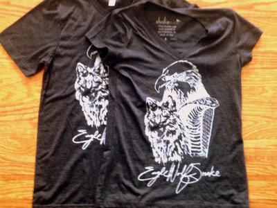 EagleWolfSnake Men's T-shirt and V Neck Girls T-Shirt main photo