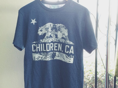 California T-Shirt - Navy main photo