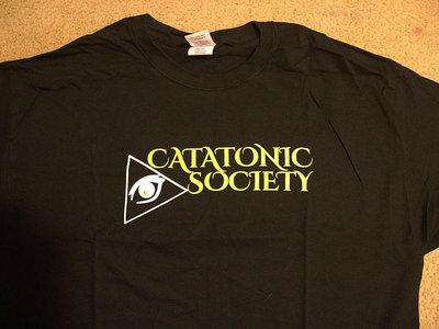 Catatonic Society Logo T-Shirt main photo