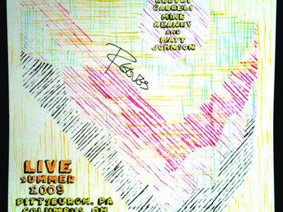 Limited-edition Silkscreen Poster + Digital Album main photo