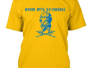 Trident Tee-Modern Myth Recordings Label Exclusive Shirt main photo