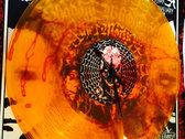 "Shadow Windhawk 12"" 'Jack O' Lantern Orange' Vinyl Wall Clocks photo"