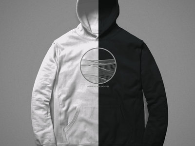 Waves Logo Hoodie main photo