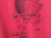 Hot Air Balloon Design T-Shirt photo