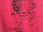Hot Air Balloon Design T-Shirt photo