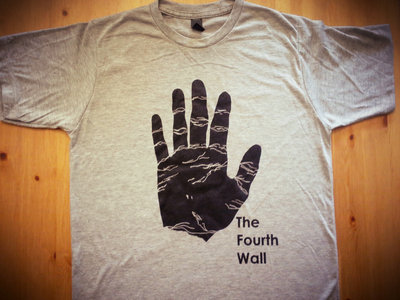 "The Fourth Wall ""Hand"" Design T-Shirt main photo"