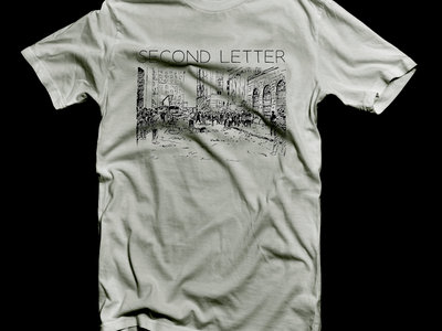 "Second Letter ""Wall Street"" T-Shirt main photo"