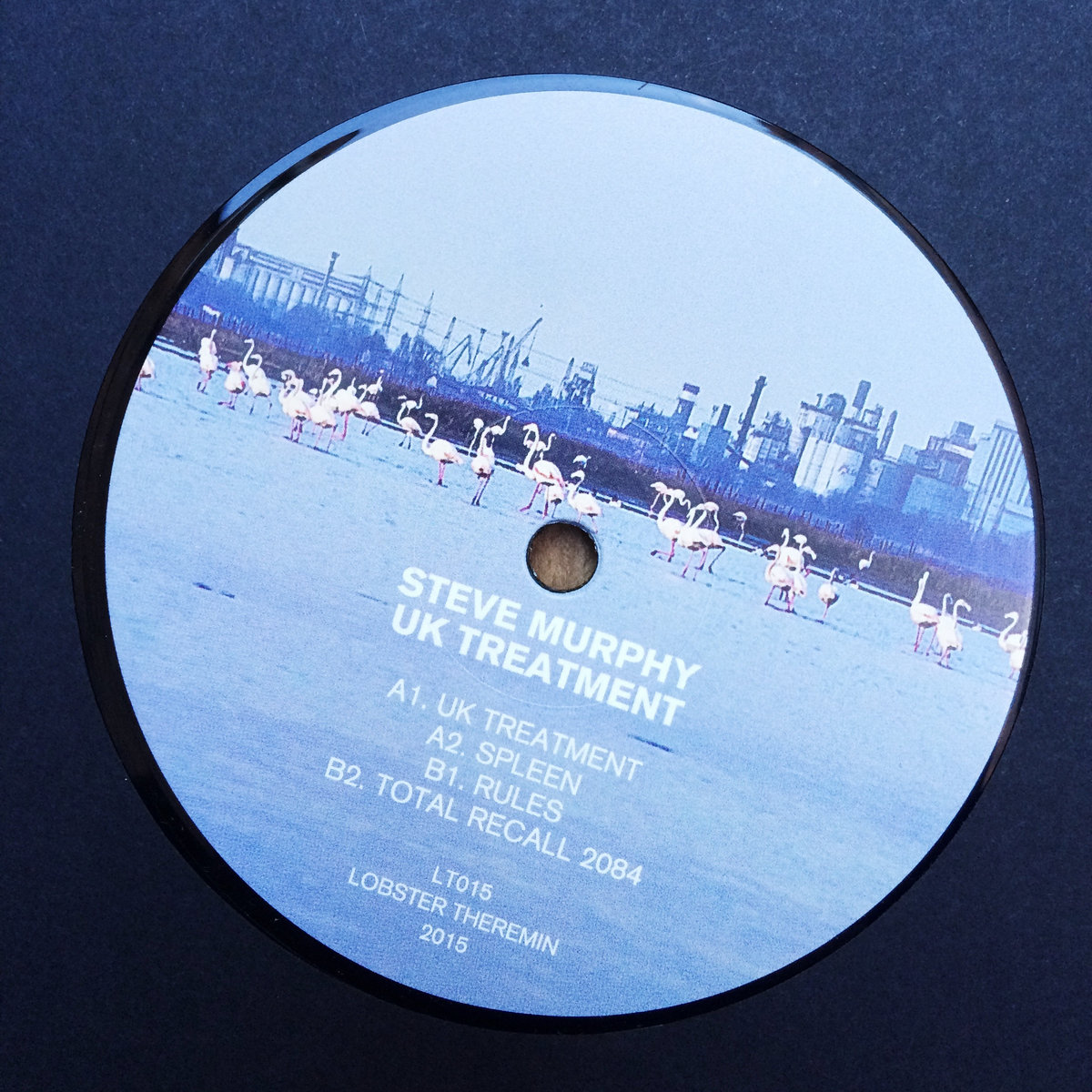 uk treatment ep lobster theremin
