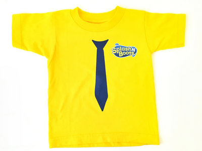 NEW T-shirt with Tie print! main photo