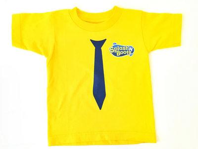 T-shirt with Tie print! main photo