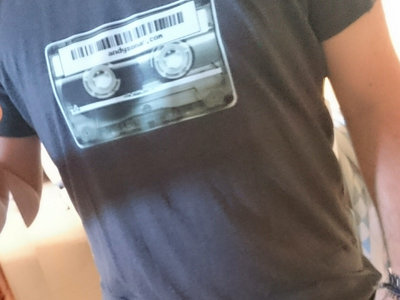 Charcoal Tape design Tshirt main photo